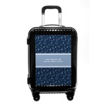 Medical Doctor Carry On Hard Shell Suitcase (Personalized)