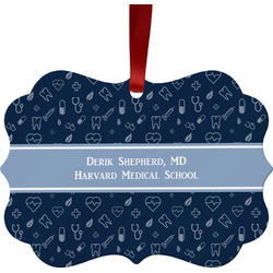 Medical Doctor Ornament (Personalized)