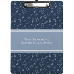 Medical Doctor Clipboard (Personalized)