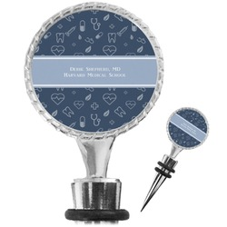 Medical Doctor Wine Bottle Stopper (Personalized)