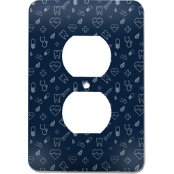 Medical Doctor Electric Outlet Plate (Personalized)
