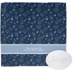 Medical Doctor Wash Cloth (Personalized)