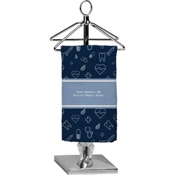 Medical Doctor Finger Tip Towel - Full Print (Personalized)