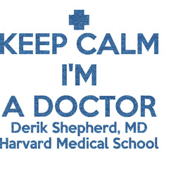Medical Doctor Glitter Sticker Decal - Custom Sized (Personalized)