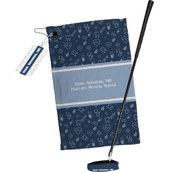 Medical Doctor Golf Towel Gift Set (Personalized)