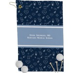 Medical Doctor Golf Towel - Full Print (Personalized)
