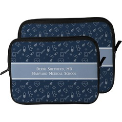 Medical Doctor Laptop Sleeve / Case (Personalized)