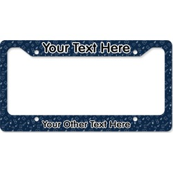 Medical Doctor License Plate Frame (Personalized)