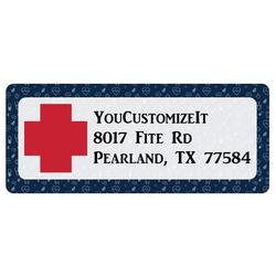Medical Doctor Return Address Label (Personalized)