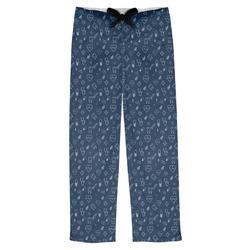 Medical Doctor Mens Pajama Pants (Personalized)