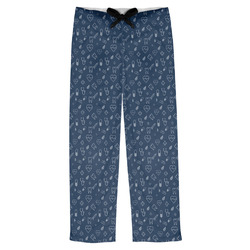 Medical Doctor Mens Pajama Pants (Personalized)