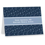Medical Doctor Note cards (Personalized)