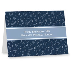 Medical Doctor Notecards (Personalized)