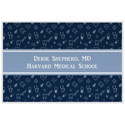 Medical Doctor Placemat (Laminated) (Personalized)