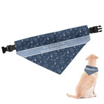 Medical Doctor Dog Bandana (Personalized)