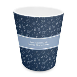 Medical Doctor Plastic Tumbler 6oz (Personalized)