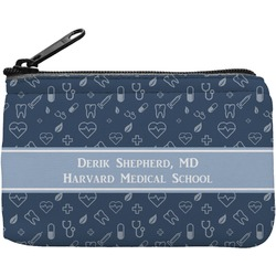 Medical Doctor Rectangular Coin Purse (Personalized)