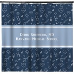 Medical Doctor Shower Curtain (Personalized)