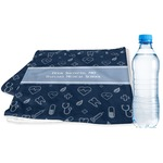 Medical Doctor Sports & Fitness Towel (Personalized)