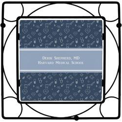 Medical Doctor Trivet (Personalized)