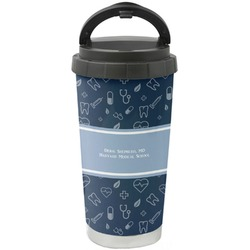 Medical Doctor Stainless Steel Travel Mug (Personalized)