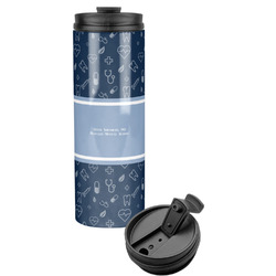 Medical Doctor Stainless Steel Skinny Tumbler (Personalized)