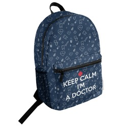Medical Doctor Student Backpack (Personalized)