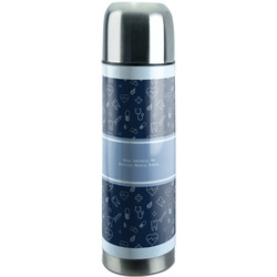 Medical Doctor Stainless Steel Thermos (Personalized)