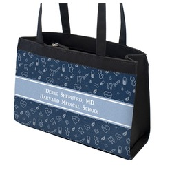 Medical Doctor Zippered Everyday Tote (Personalized)