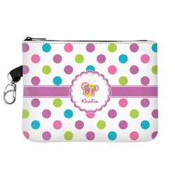 Polka Dot Butterfly Golf Accessories Bag (Personalized)