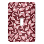 Polka Dot Butterfly Light Switch Covers (Personalized)