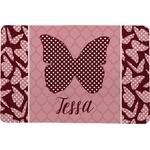 Polka Dot Butterfly Comfort Mat (Personalized)