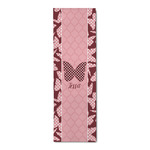 Polka Dot Butterfly Runner Rug - 3.66'x8' (Personalized)