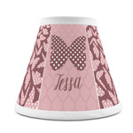 Polka Dot Butterfly Chandelier Lamp Shade (Personalized)