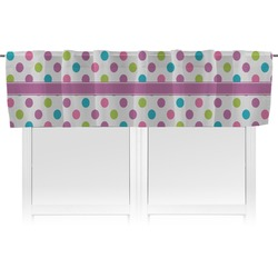 Polka Dot Butterfly Valance (Personalized)
