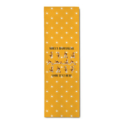 Yoga Dogs Sun Salutations Runner Rug - 3.66'x8' (Personalized)