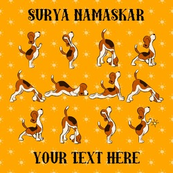Yoga Dogs Sun Salutations
