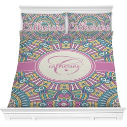 Bohemian Art Comforters (Personalized)