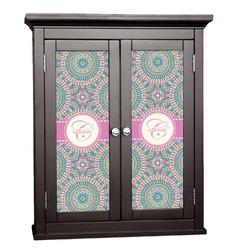 Bohemian Art Cabinet Decal - Custom Size (Personalized)