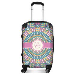 Bohemian Art Suitcase (Personalized)