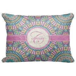 "Bohemian Art Decorative Baby Pillowcase - 16""x12"" (Personalized)"