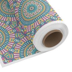 Bohemian Art Custom Fabric - Spun Polyester Poplin (Personalized)