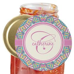 Bohemian Art Jar Opener (Personalized)