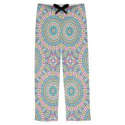 Bohemian Art Mens Pajama Pants (Personalized)