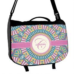 Bohemian Art Messenger Bag (Personalized)
