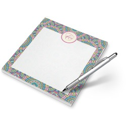 Bohemian Art Notepad (Personalized)