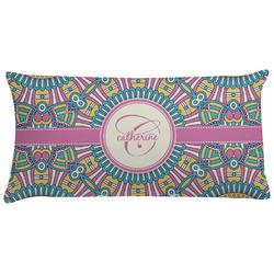 Bohemian Art Pillow Case (Personalized)