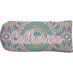 Bohemian Art Putter Cover (Personalized)