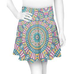 Bohemian Art Skater Skirt (Personalized)