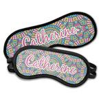 Bohemian Art Sleeping Eye Masks (Personalized)